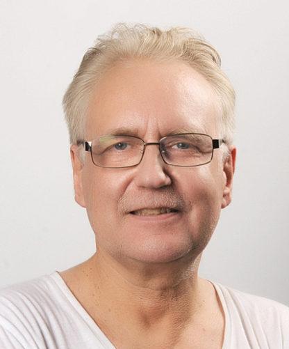 Bewerbungsfoto Journalist Alexy