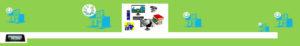 Geschäfte mit Logo TV Rekord