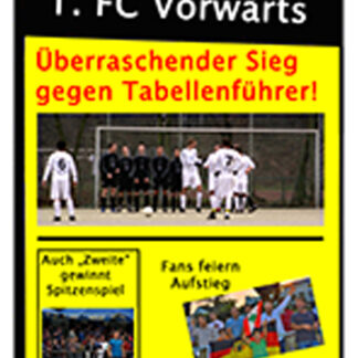 Grafik Stadionzeitung